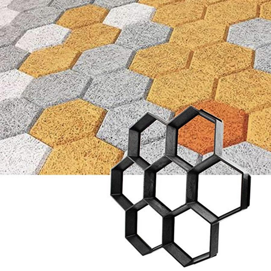 where to buy hexagon paving stone mold