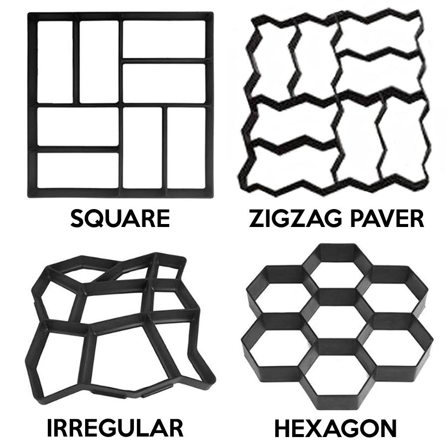 best concrete path maker molds online usa